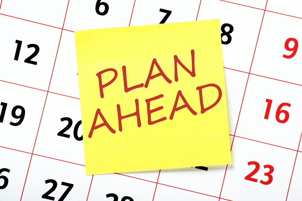 Image result for plan ahead